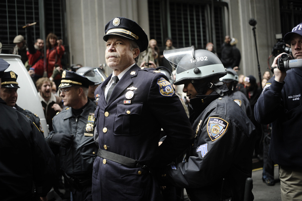 Former Police Captain Ray Lewis Joins Occupy (And Gets ...