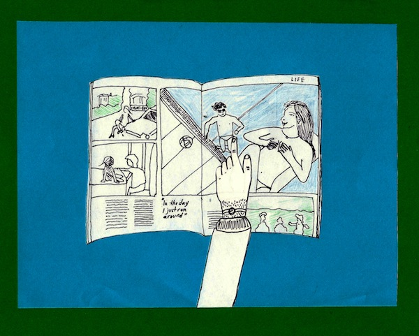 Illustration by Sophie Butcher for narrative.ly