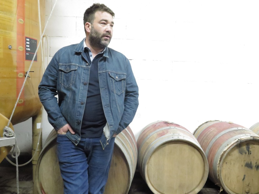 A Visit To Benjamin Taillandier's Winery In Minervois