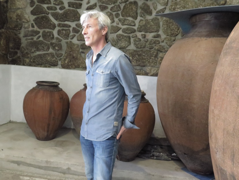 Vasco Croft Recreates Traditional Portuguese Winemaking—And Channels The Cosmos—At His Biodynamic EstateAphros
