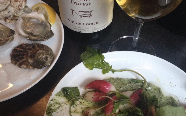 Natural Wine on the Lower East Side / AgedRosé