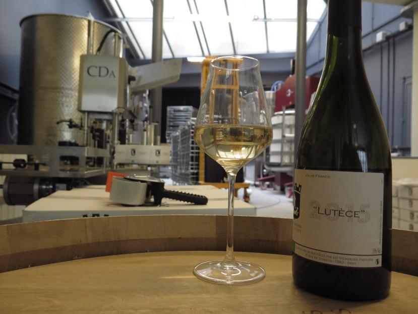 Paris' First Urban Winery Is Actually PrettyLegit