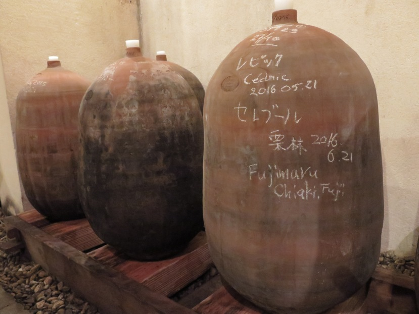 Wherever You Go, There Amphora Is–Even In Bordeaux