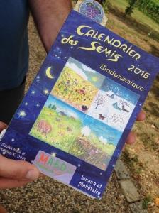 Maria Thun's lunar calendar guidebook