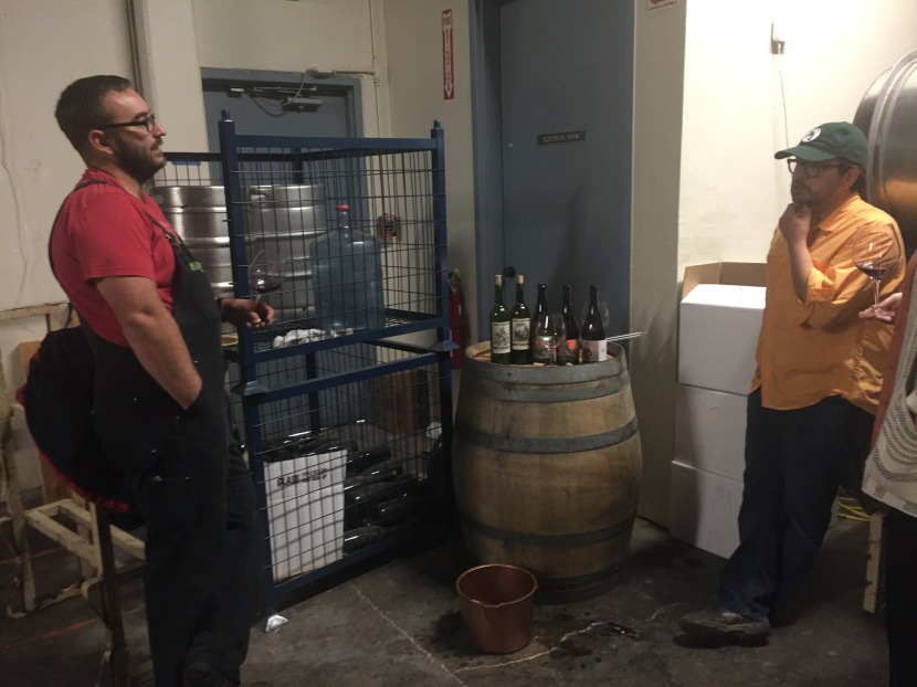 Tasting With Michael Cruse + Hardy Wallace, The Laurel and Hardy of CaliforniaWine