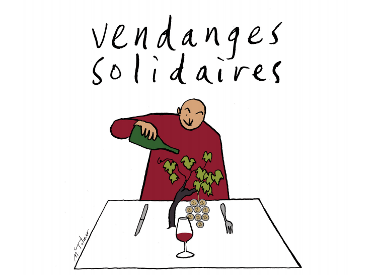 Support French Vignerons At Racines NY + Chambers Street This Month