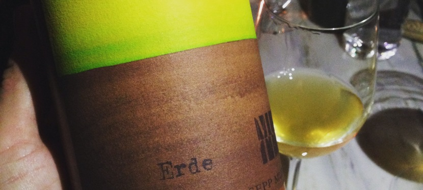 Orange Wine in L.A. (And Many Other Places); Fancy Holiday Wines