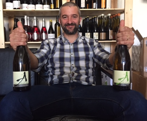 Alexandre Bain And The Fight For Pouilly-Fumé: A vigneron literally stands his ground