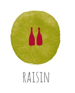 Support Raisin, The World's Only Natural Wine App