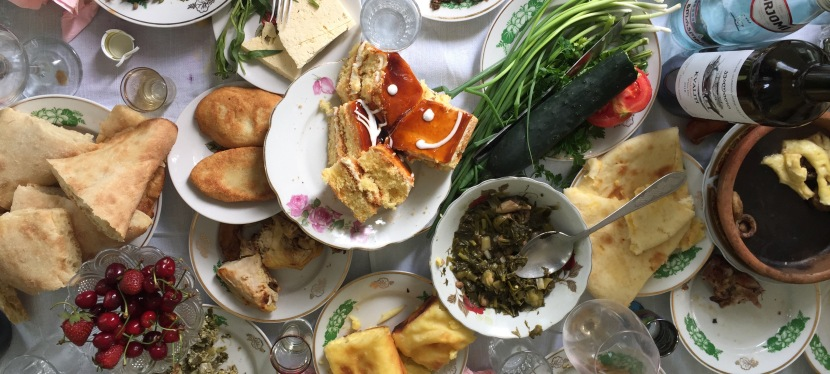 Lost In Qvevriland: My Story On Georgian Wine & Food Culture In MUNCHIES