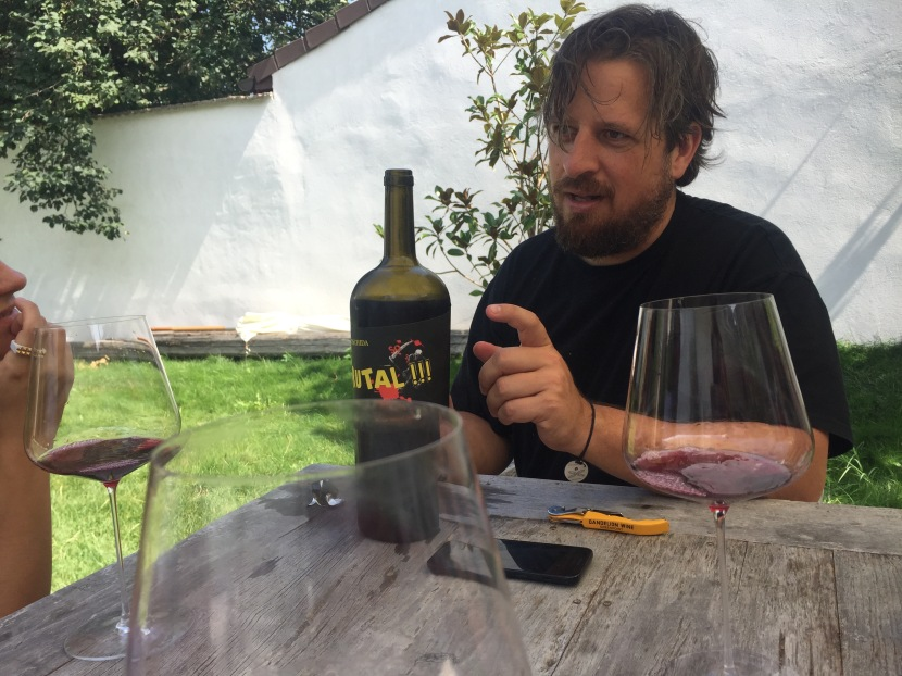 Terroir Is Boring, And Other Gems From Austrian Winemaker Christian Tschida