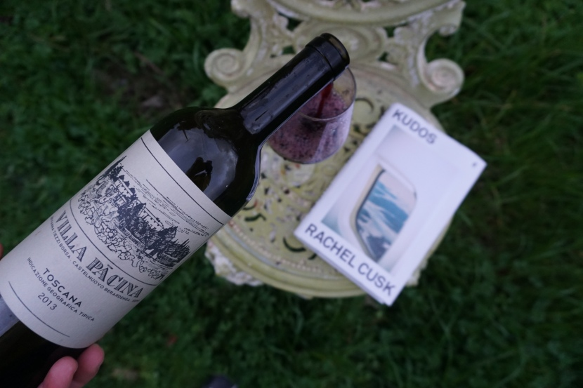 Weekly Apéro Hour: Luxuriating in Sangiovese and Rachel Cusk's World ofDialogue